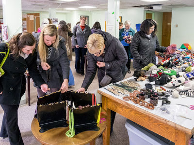 Badin Hall 'A Conscious Christmas' Fair Trade Handicraft Sale