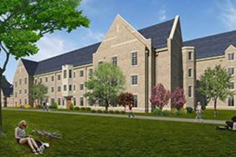 Dunne and Flaherty families each make $20 million gifts for construction of two residence halls